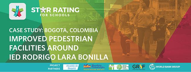 NEW SR4S CASE STUDY: BOGOTA, COLOMBIA