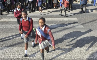 Pioneering 'Safe Schools' project progresses in South Africa