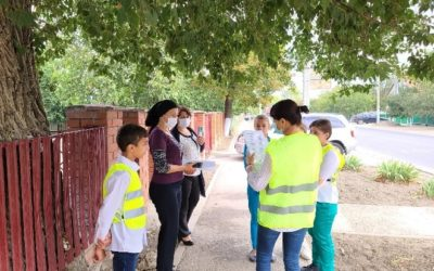 Automobile Club of Moldova leads school assessment in two cities
