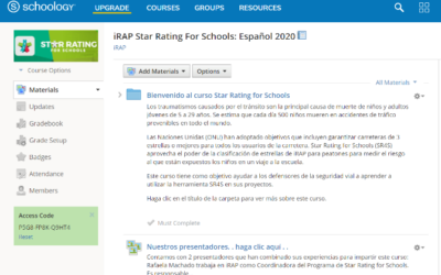 Learn at your own pace – SR4S video courses now available in English and Spanish