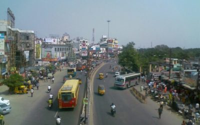 Child-friendly streets for Coimbatore City India