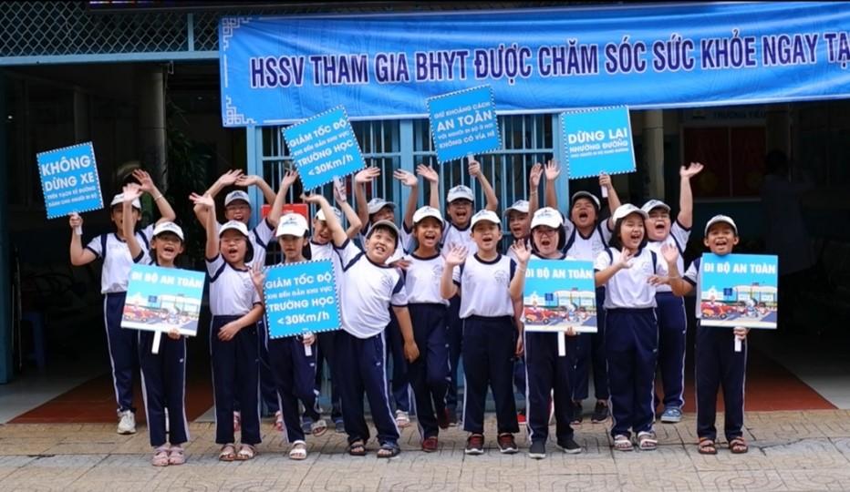 AIP Foundation achieves major milestone with 7 schools in Vietnam