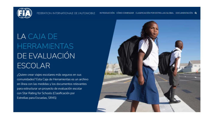 FIA School Assessment Toolkit now available in English and Spanish