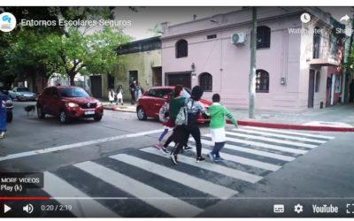 गोंजालो रोड्रिग्ज फाउंडेशन वीडियो उरुग्वे में सुरक्षित स्कूल ज़ोन परिणामों पर प्रकाश डालता है