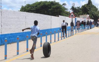 Le Zambia Road Safety Trust est à la tête de la mobilité durable